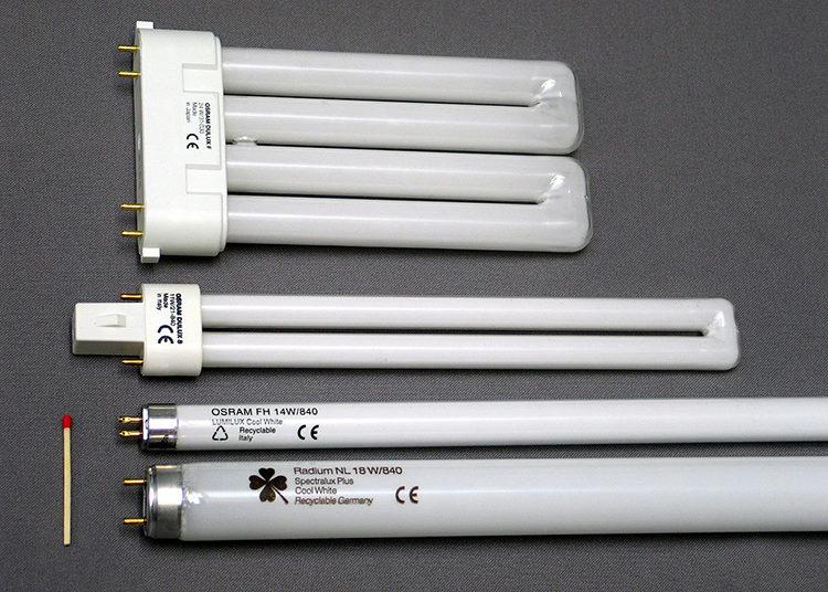 разные виды источников света