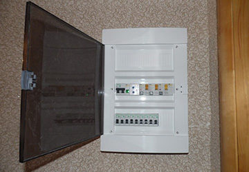 Ящик для счетчика электроэнергии в квартире