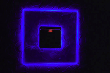 подсветка выключателя
