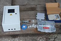 Изображение - Какой срок службы электросчетчика в квартире yaschik-dlya-schetchika-elektroenergii-ulichnyj-1