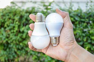 лампочки на диодах