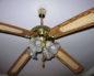 люстра с вентилятором