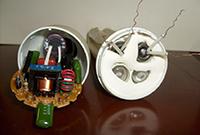 ремонт лампочки