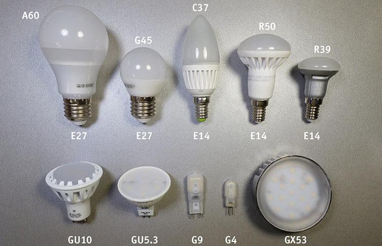 лампа на диодах