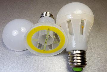 диодные лампочки
