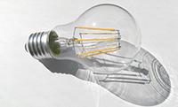 стеклянная лампа