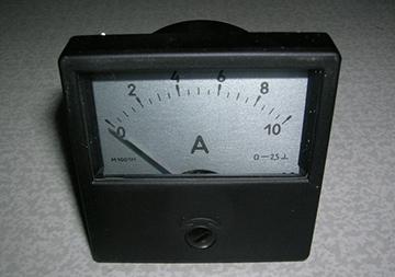 амперметр М1001М