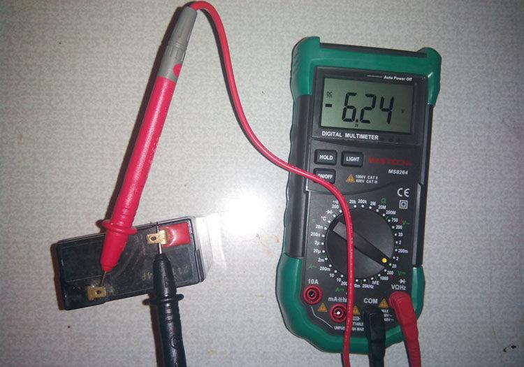 измеряем силу тока