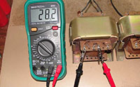 тестирование электроприборов