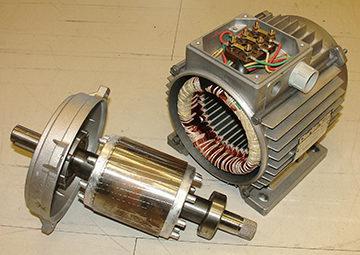 прозвонка двигателя