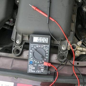 замер батареи