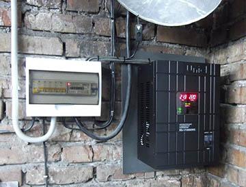 электронный стабилизатор